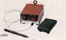 L2800 - Spatola elettrica