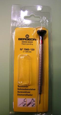 Bergeon 7965-140 Cacciavite