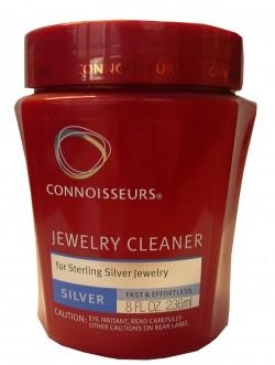 Connoisseurs - Detergente per gioielli (Argento) 236ml