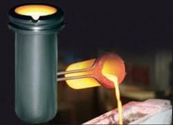 Crogiolo per forno elettrico in grafite G115