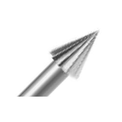 Frese in acciaio - N.5  Cono