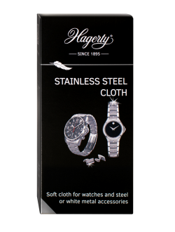 Hagerty Stainless Steel Cloth - Panno Acciaio