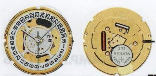 Movimenti per orologi