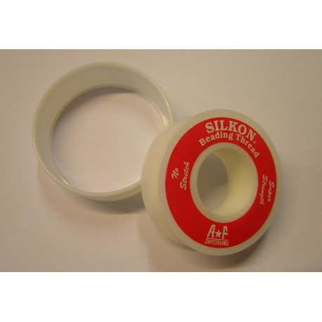 AF Silkon - Filo per perle