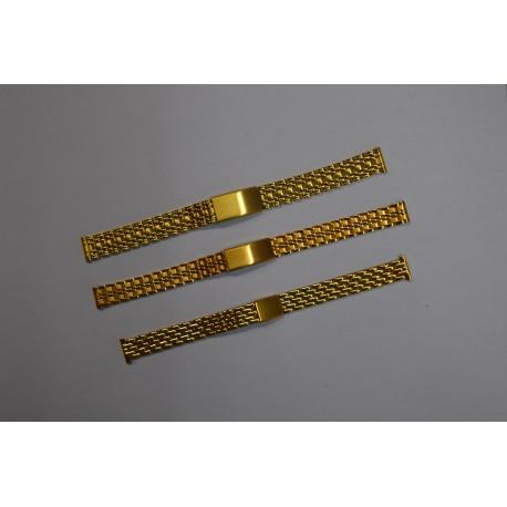 Golden Steel Strap - 3 Types